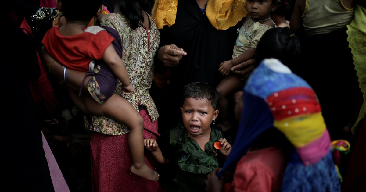 6,700 Rohingya killed in first month of Myanmar violence: MSF