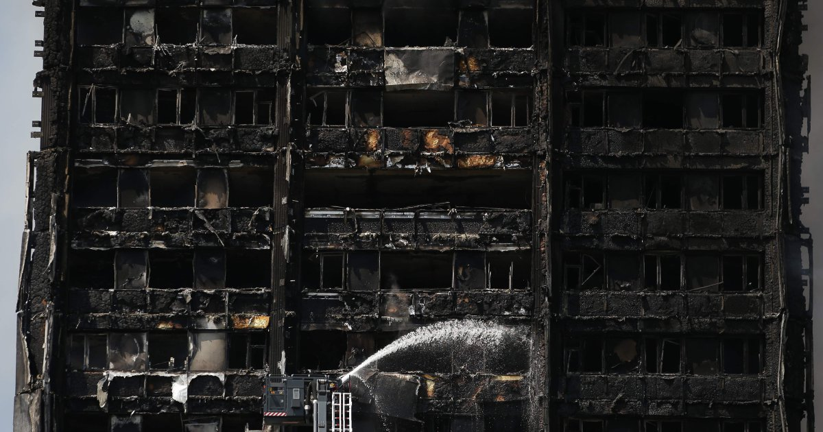 UK remembers deadly Grenfell Tower blaze, six months on