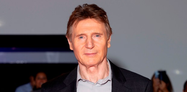 Liam Neeson says he is 'not racist' after hunting random