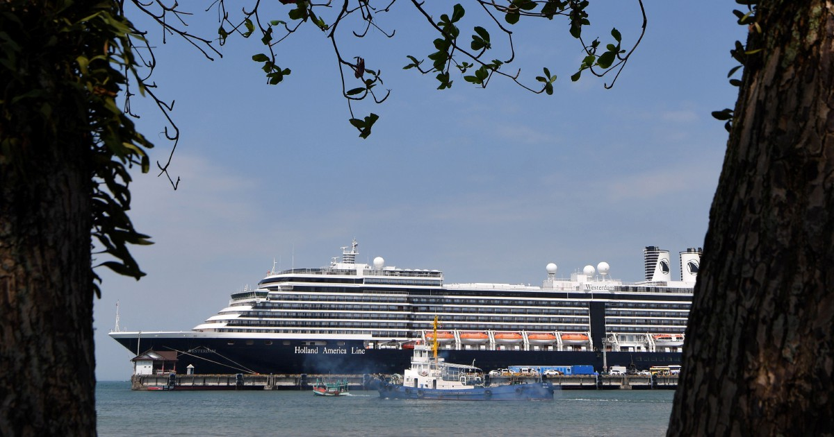 Westerdam crew given virus all-clear in Cambodia