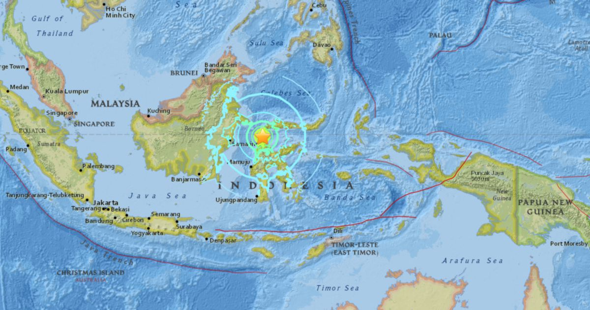 Was asian tsunami earthquake epicentre think