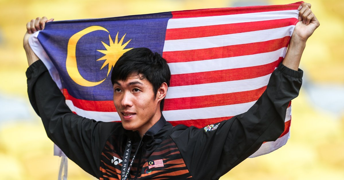 Rookie para long jumper lands on gold at Para KL2017 | New Straits Times | Malaysia General Business Sports and Lifestyle News