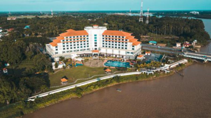 Ancasa Hotels & Resorts, an UDA Holdings Bhd hotel chain, seeks to become a four-star hotel from three-star by the end of this year. Picture courtesy of Ancasa Hotels& Resorts.