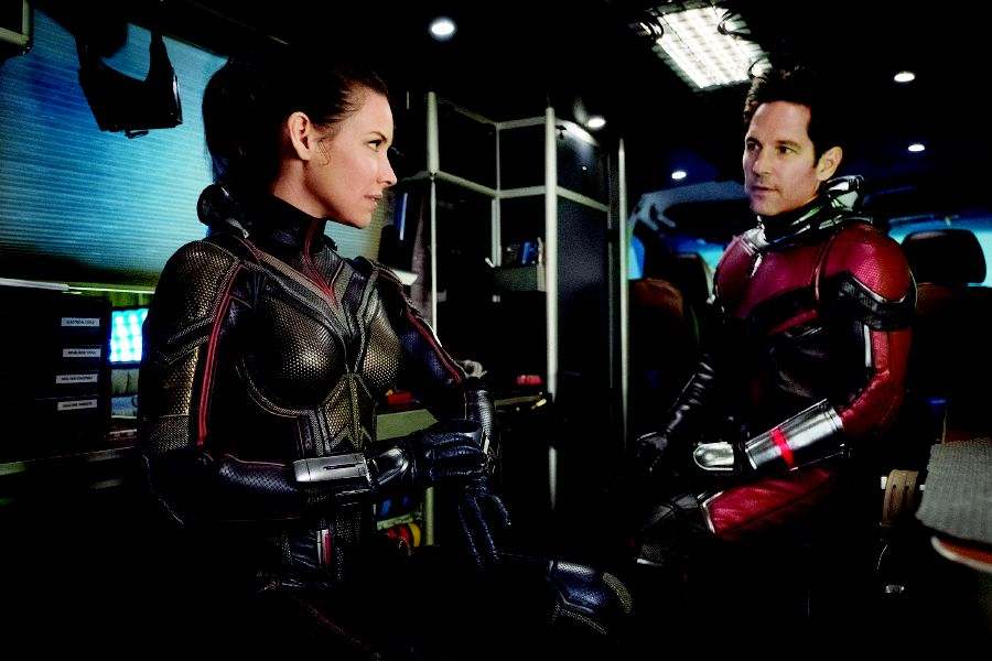Showbiz  Evangeline Lilly s hope as a superhero in Ant-Man And The ... 9b23c23fd9b