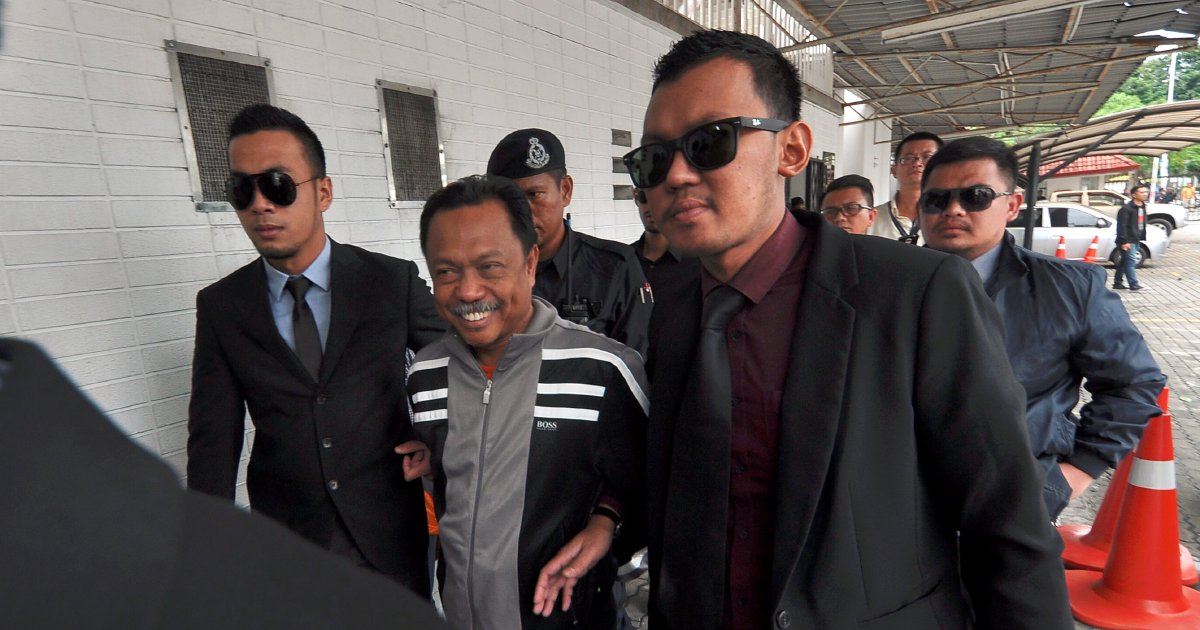 Mohd Yusof Apdal's remand extended until Monday
