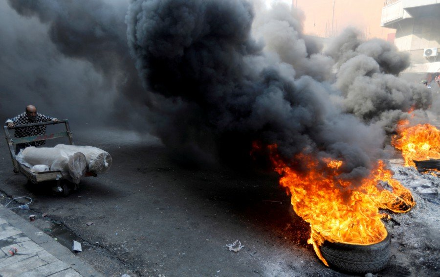 Street protests intensify in Iraq
