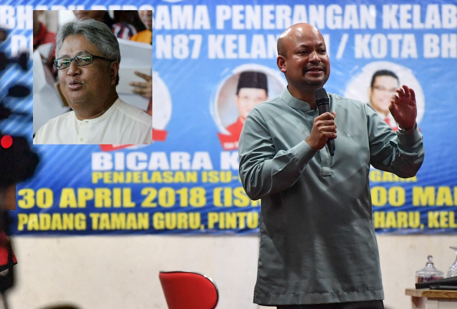 Zaid's latest move is cheap publicity stunt: Arul | New