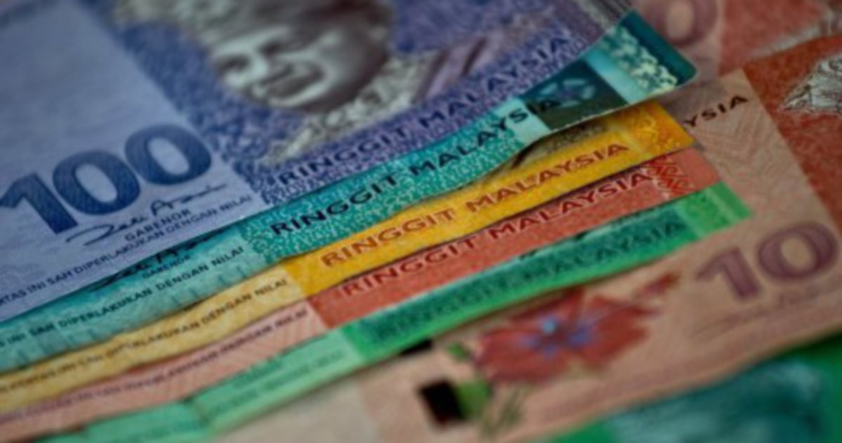 Aug 18: Ringgit opens mostly lower against major currencies