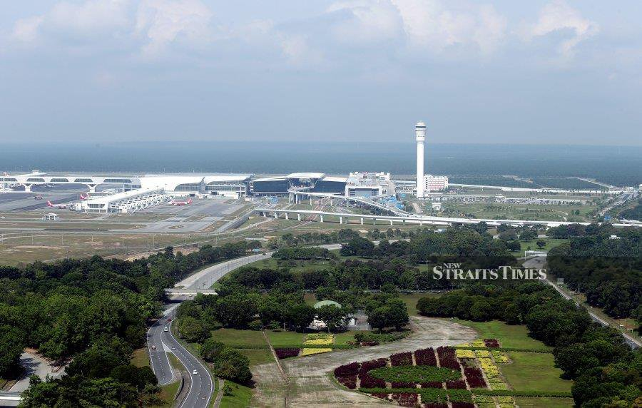 The Civil Aviation Authority of Malaysia (CAAM) could save between RM150 million and RM200 million a year if a third-party operator was appointed to maintain and manage its navigational aids. NST pix by Mohd Fadli Hamzah.
