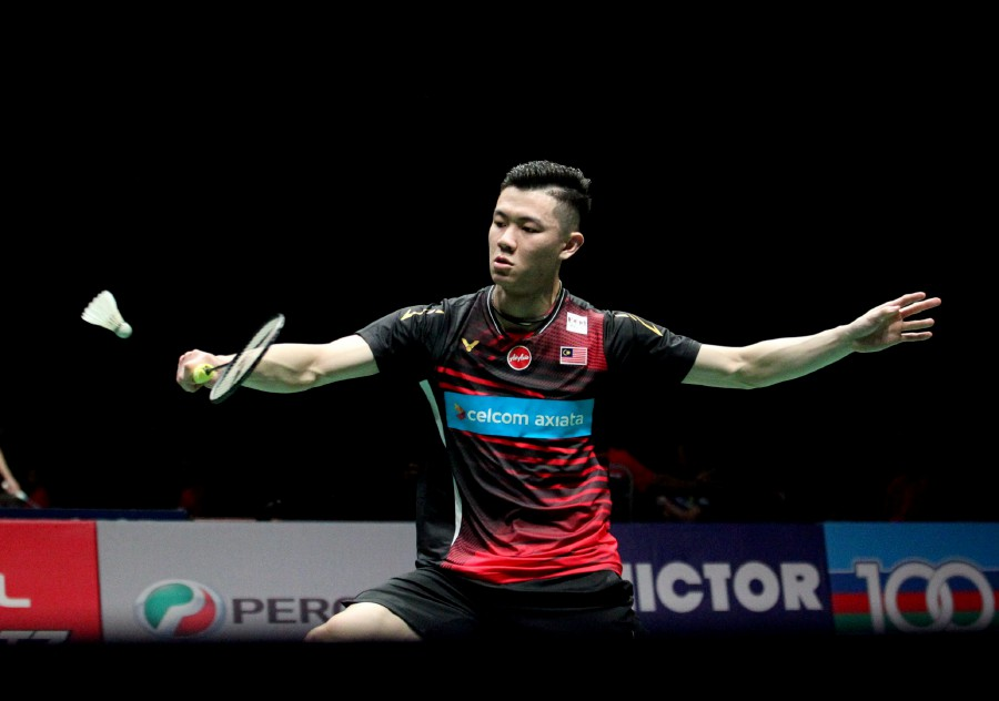 Badminton World Federation (BWF) says the last tournaments in the qualification period for the Tokyo Olympics have been cancelled due to the coronavirus. - NSTP/EIZAIRI SHAMSUDIN