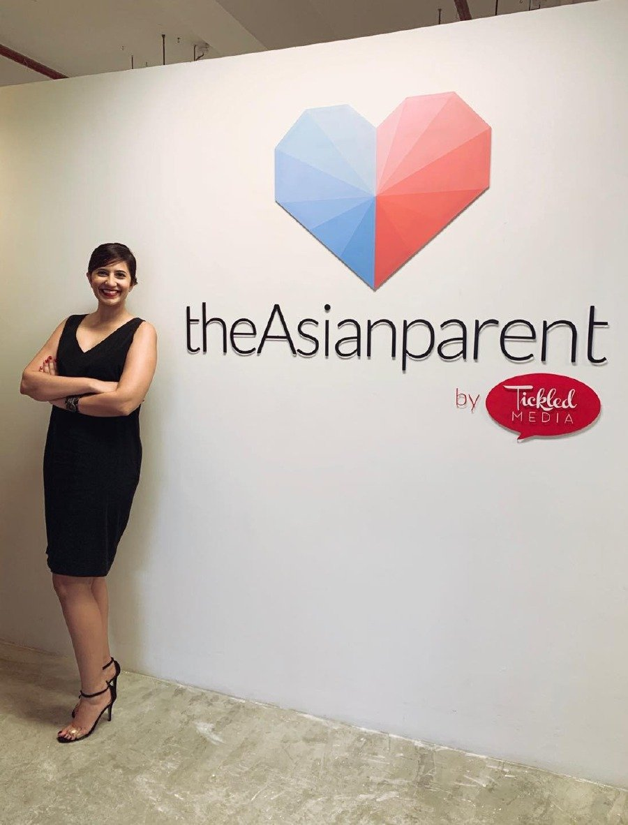 Founder and group chief executive officer Roshni Mahtani said parents choose theAsianparent because of the mix of information - from experts and fellow parents - available to them, which helps them in raising their children and families.