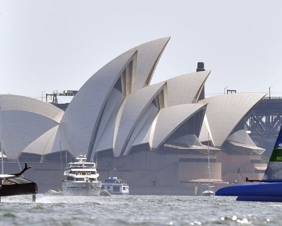 Australia says 'state actor' hacked parties, parliament