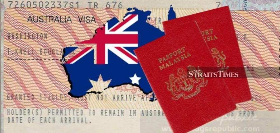 Malaysians make up the largest number of visa overstayers in Australia. NSTP