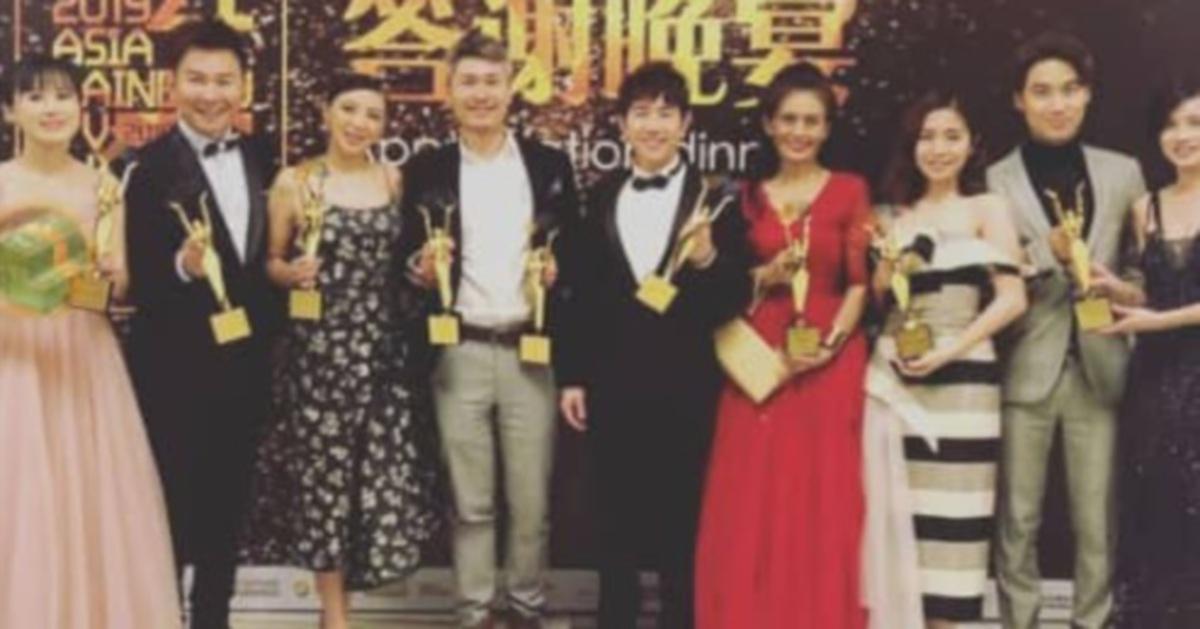 Showbiz Ntv7 And 8tv Bagged 9 Trophies At China S Awards Show
