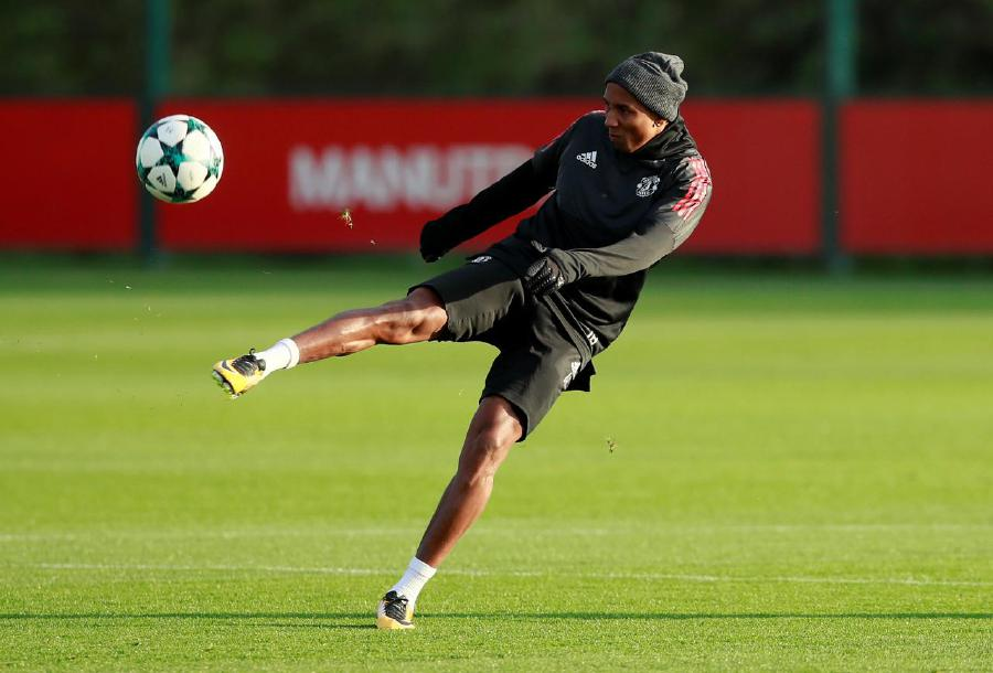 Manchester United defender and club captain Ashley Young is rumoured to be on his way to Inter Milan. -Reuters