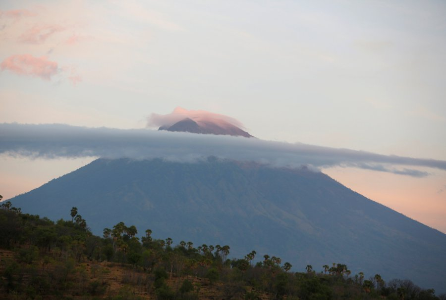 Highest volcano in Bali likely to erupt soon