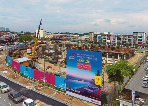 """""""Bangi also has an extensive industrial and commercial development component necessary for job creation."""" Datuk Othman Omar, Former PKNS general manager"""