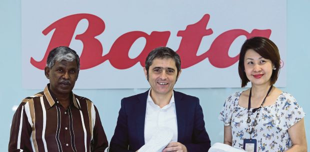 07263ce6a78186 Bata to replace controversial shoes