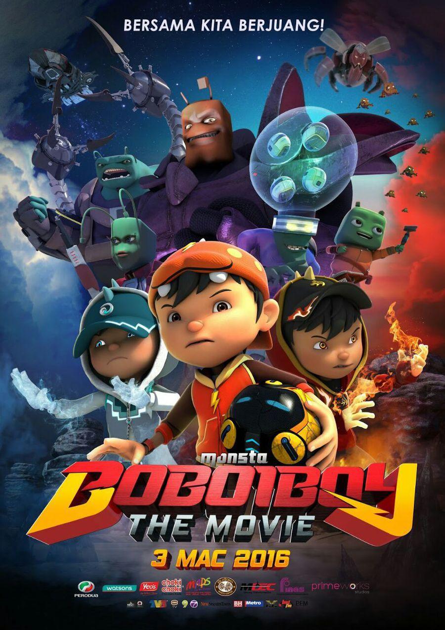 Boboiboy Adventures Out In Korean Cinemas New Straits Times