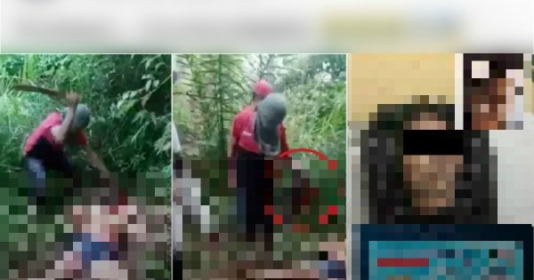 Police Viral Video Of Woman Being Beheaded Nothing To Do