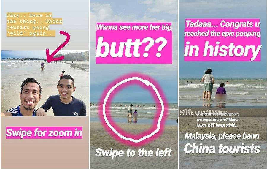whatve-you-dung-chinese-tourist-defecates-on-port-dickson-beach-netizens-lose