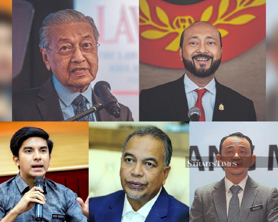 Tun Dr Mahathir Mohamad and four other members of parliament must first overcome the applicability of Section 18C of the Societies Act 1966 if they plan to challenge their expulsion from Parti Pribumi Bersatu Malaysia (Bersatu) in court.