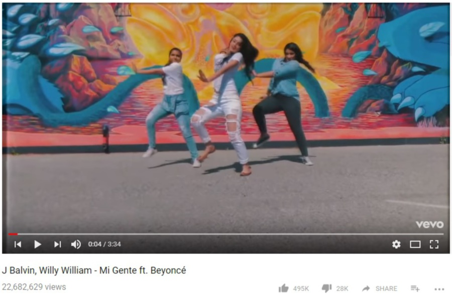 Beyonce charity song finally dethrones 'Despacito' | New
