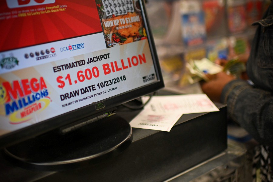 One winning ticket in record US$1 6b US lotto jackpot | New