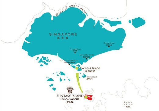 Map blunder sparks Indonesia-Singapore row, troop dispatch ...