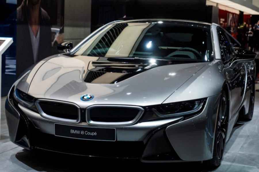 Bmw Launches New I8 Coupe Priced From Rm1 32m New Straits Times