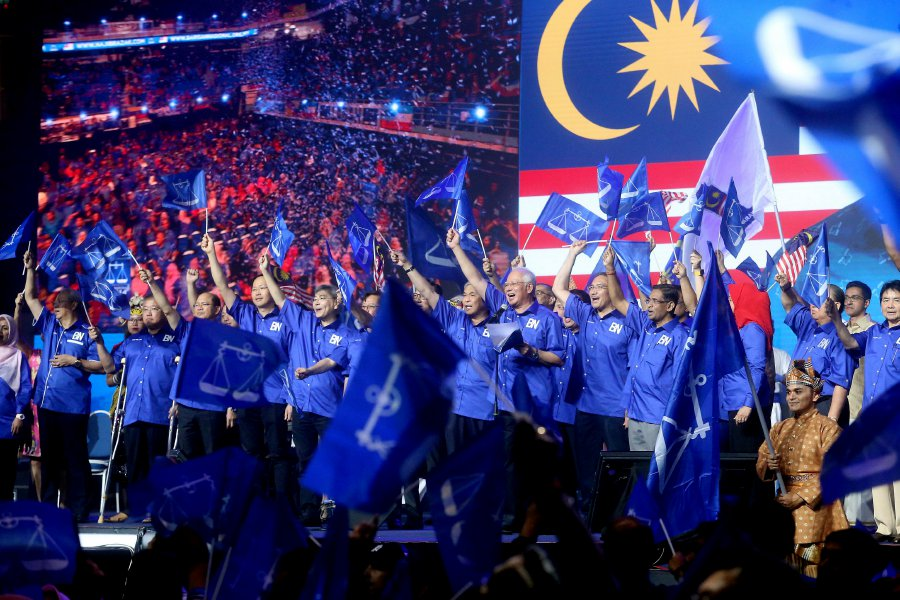 Malaysian election rivals make final appeals for votes