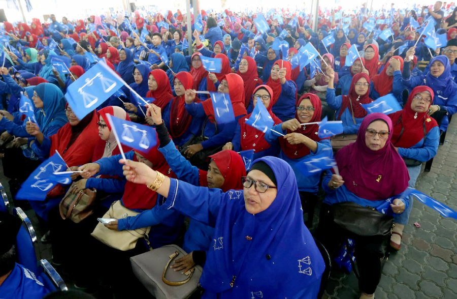 BN Perak Launches Its Manifesto Focuses On Seven Target Groups
