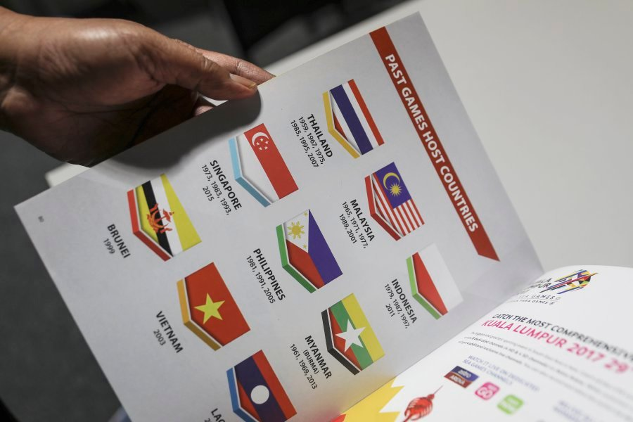 SEA Games: Malaysia minister apologises over Indonesia flag error