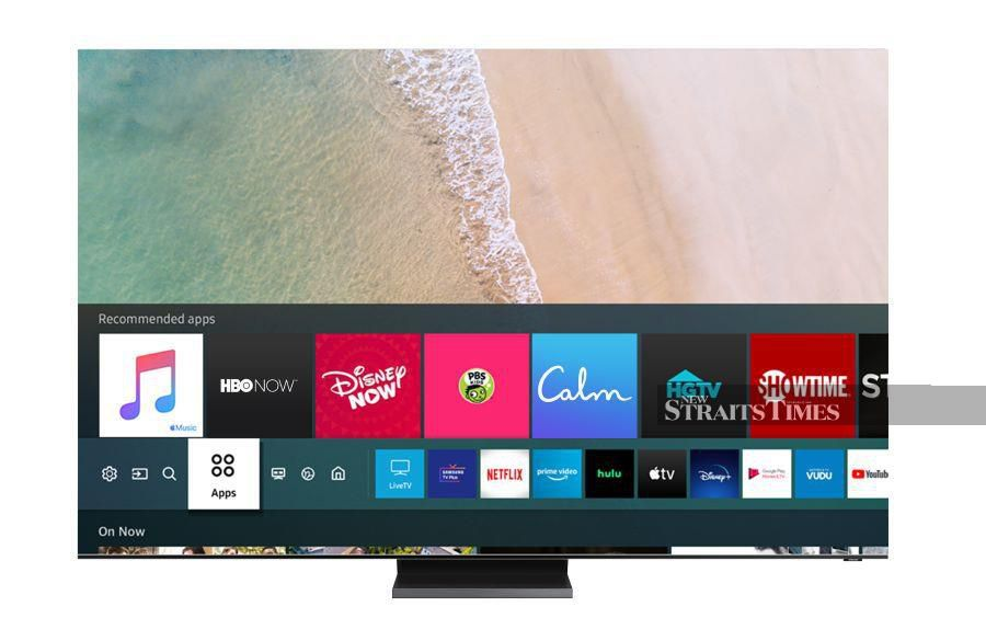Apple Music + Samsung Smart TV