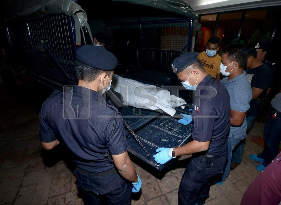 O'Reilly's remains were discovered by a property agent, who was employed by the company to provide accommodation for its employees, after he failed to contact the deceased. NSTP/SHAHNAZ FAZLIE SHAHRIZAL