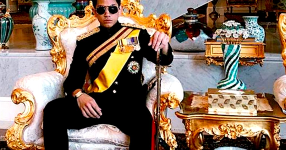 Meet Brunei's super-rich, social media-loving prince with