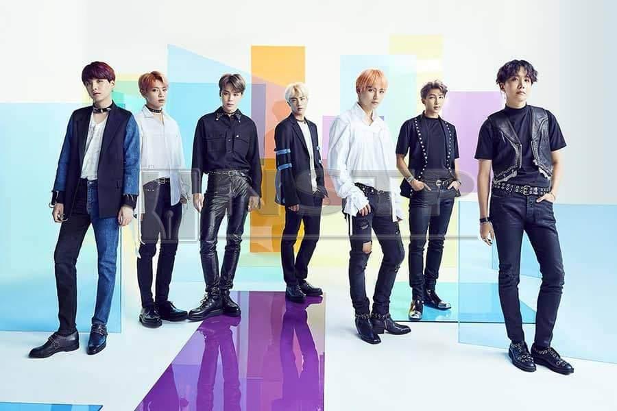 Showbiz: BTS' Japanese 'Fake Love' tops global iTunes charts