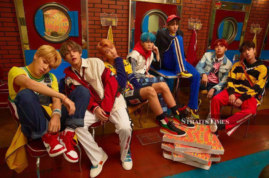 Showbiz: BTS collaborates with Halsey on new song 'Boy With