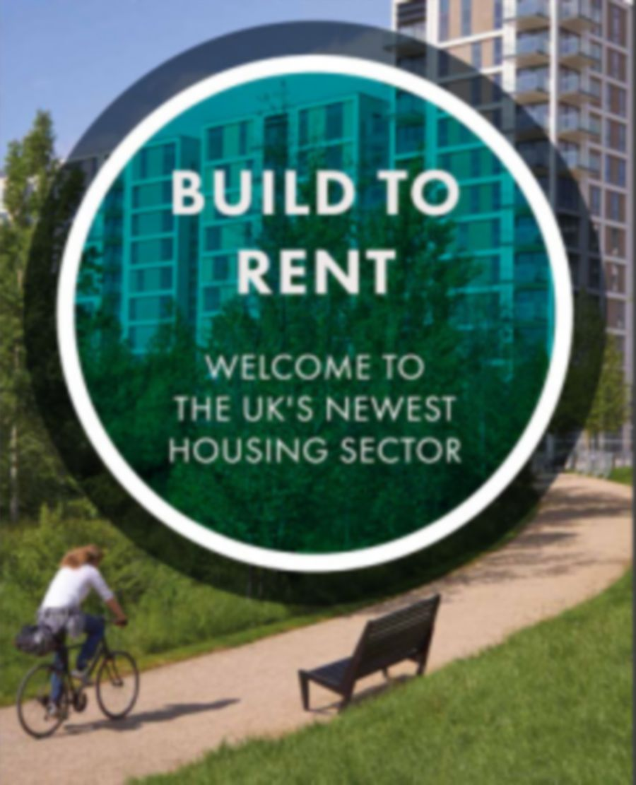 Build-to-rent (BtR) schemes are usually located in the periphery of Central London as they are affordable and close to transport hubs. Many middle class people live in BtR schemes and commute into Central London.