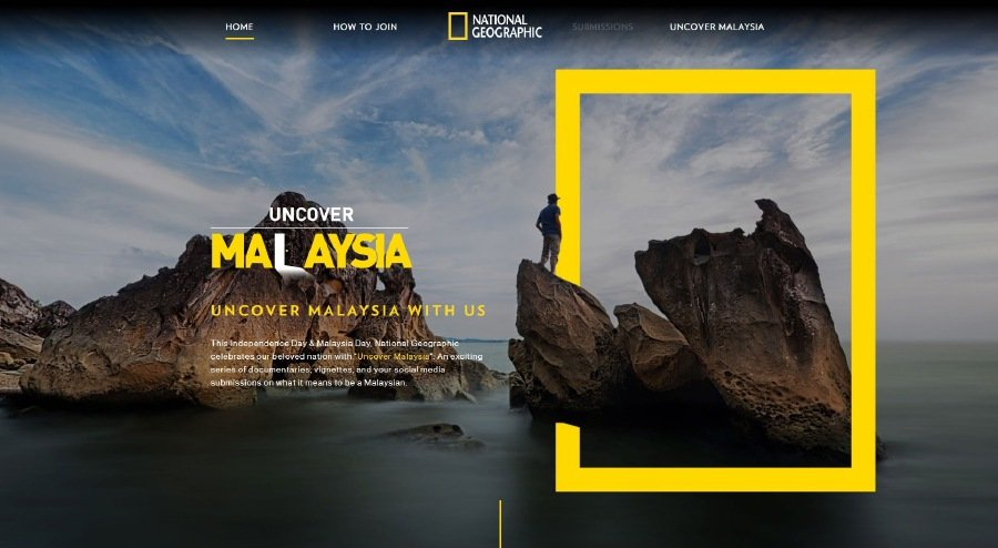Nat Geo's Uncover Malaysia contest offers RM12,000