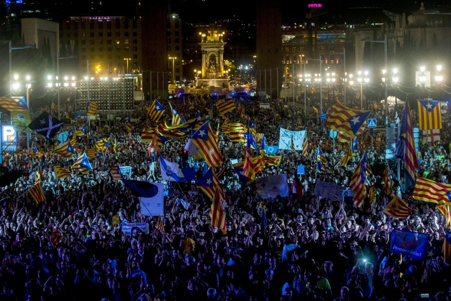 Here's what you need to know about the Spain/Catalonia independence referendum