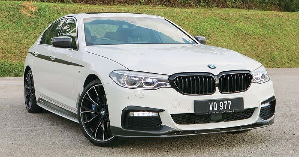 2018 BMW 3 Series >> The elegant, sexy and sporty BMW 530i M Sport | New Straits Times | Malaysia General Business ...