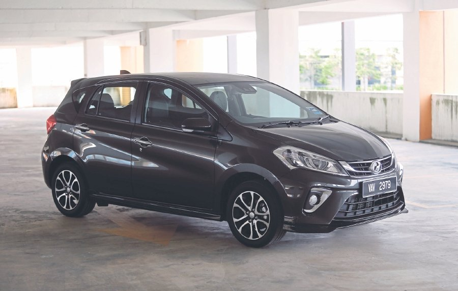 Myvi 1 5 Advance: Premium features at an affordable price