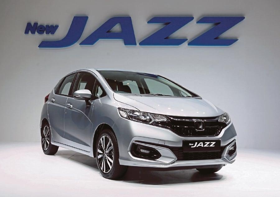 New Honda Jazz From RM74800