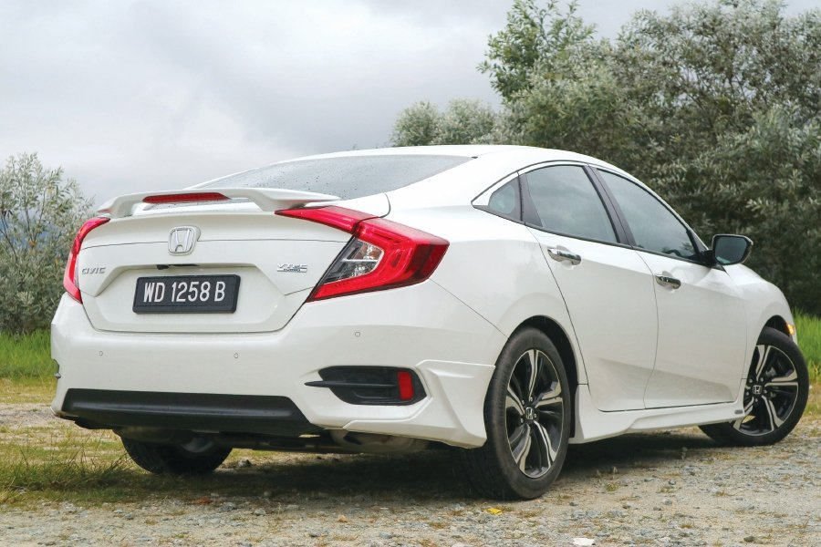 Turbo Civic packs a punch | New Straits Times | Malaysia