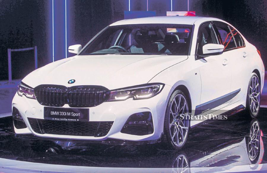 Bmw Unveils New 3 Series And Z4 Roadster New Straits Times