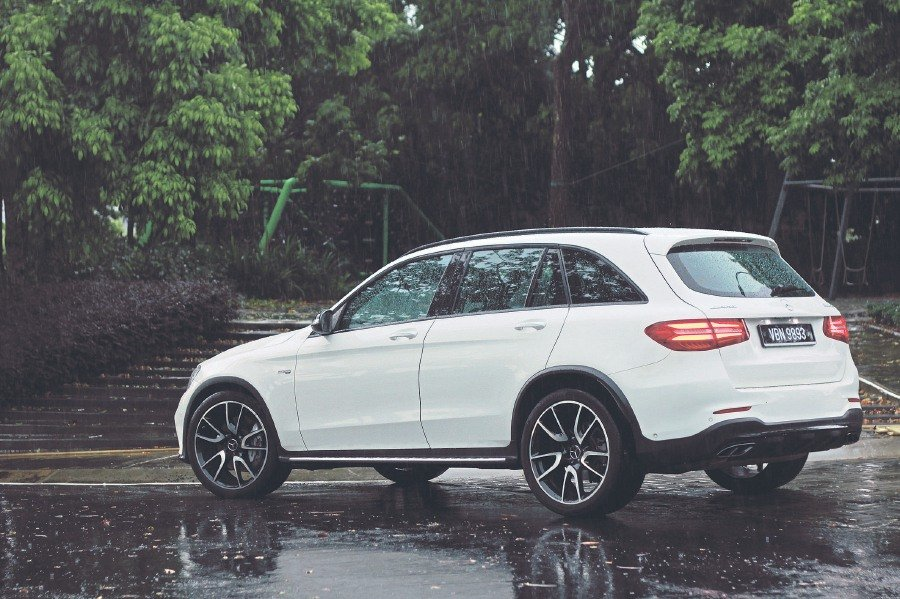 Hitting The Sweet Spot With The Mercedes Amg Glc 43 New Straits