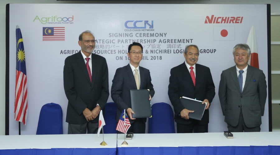 CCN announces investment by Japan's Nicherei | New Straits Times