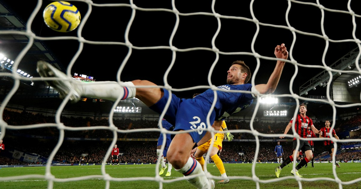 Chelsea rocked as Gosling gives Bournemouth shock win