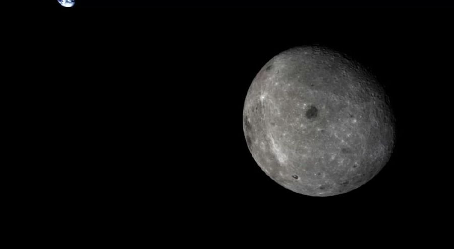china probe readies to land on dark side of the moon new straits